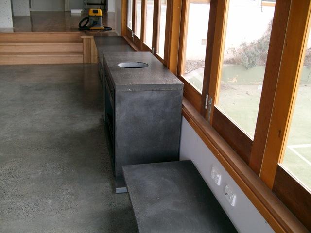 Concrete Benchtops Melbourne Benchmark Benchtops