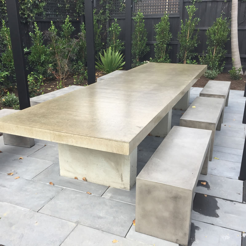 Concrete Benchtops Melbourne - Benchmark Benchtops