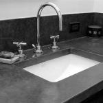 Concrete Sink Photo