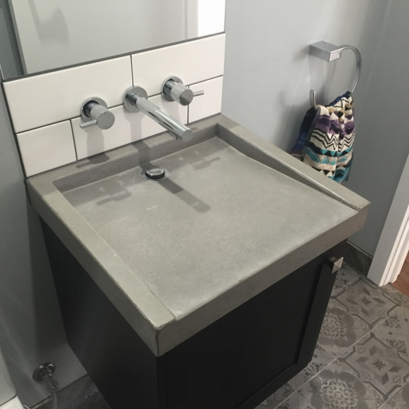 Concrete Sinks melbourne
