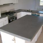 Melbourne Concrete benchtops
